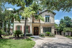 Houston Home at 8826 Inverness Park Way Spring Valley Village , TX , 77055-4748 For Sale