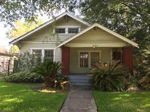 501 Byrne Street, Houston, TX 77009