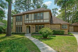 Houston Home at 25 Star Pine Court The Woodlands , TX , 77381-2549 For Sale
