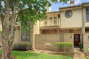 Houston Home at 712 Country Place Drive G Houston , TX , 77079-5500 For Sale