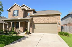 Houston Home at 16703 Radiant Lilac Trail Cypress , TX , 77433-6368 For Sale
