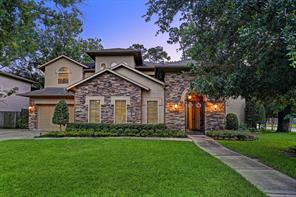 Houston Home at 857 Sprucewood Lane Hedwig Village , TX , 77024-4506 For Sale