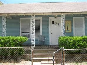 Houston Home at 823 Avenue K Galveston , TX , 77550-6230 For Sale