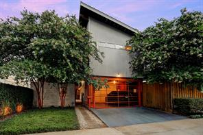 Houston Home at 1411 Edwards Street Houston , TX , 77007-6211 For Sale