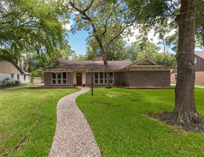 Houston Home at 218 North Hill Drive Spring , TX , 77388-6046 For Sale