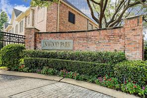 Houston Home at 5835 Inwood Park Court Houston , TX , 77057-3196 For Sale
