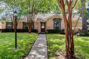 Houston Home at 814 Thicket Lane Houston , TX , 77079-4509 For Sale