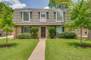 Houston Home at 12706 Westmere Drive Houston , TX , 77077-3816 For Sale