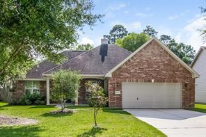 Houston Home at 10719 Longleaf Drive Conroe , TX , 77385-9656 For Sale