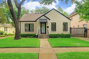 Houston Home at 6119 Fordham Street West University Place , TX , 77005-3127 For Sale