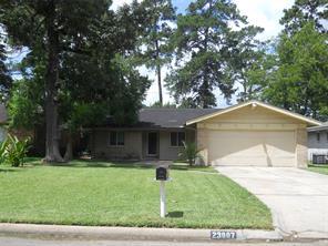 Houston Home at 23007 Birnam Wood Boulevard Spring , TX , 77373-6805 For Sale