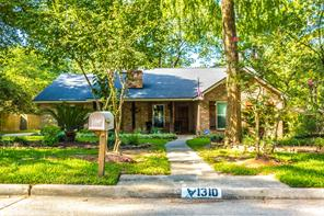 Houston Home at 1310 Trailwood Village Drive Kingwood , TX , 77339-3327 For Sale