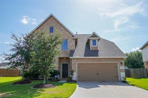 Houston Home at 5607 Scoria Rock Drive Richmond , TX , 77407-1468 For Sale