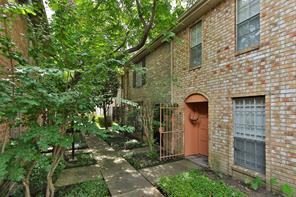 Houston Home at 1715 Moritz Drive 20 Houston , TX , 77055-3242 For Sale