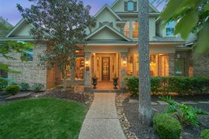 Houston Home at 10 Strawberry Canyon Place The Woodlands , TX , 77382-2025 For Sale