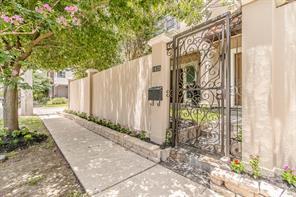 Houston Home at 1635 Hazel Street Houston , TX , 77006-1107 For Sale