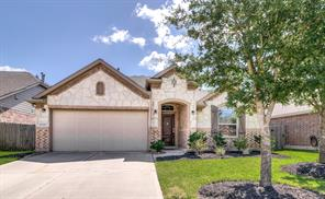 Houston Home at 16715 Cactus Blossom Trail Cypress , TX , 77433-6362 For Sale