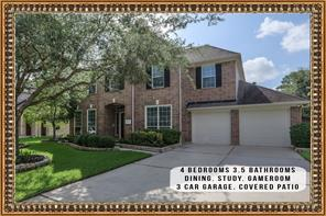 Houston Home at 14730 Leighwood Creek Lane Humble , TX , 77396-3347 For Sale