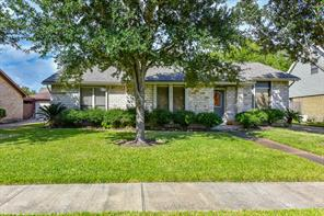 Houston Home at 10107 Sagecourt Drive Houston , TX , 77089-5603 For Sale