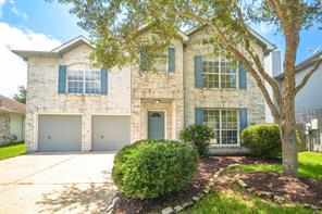 Houston Home at 206 Pebble Canyon Lane League City , TX , 77539-6372 For Sale