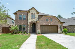 Houston Home at 16834 Bark Cabin Drive Humble , TX , 77346 For Sale