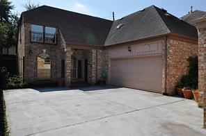 Houston Home at 6003 Valley Forge Drive Houston , TX , 77057-1933 For Sale