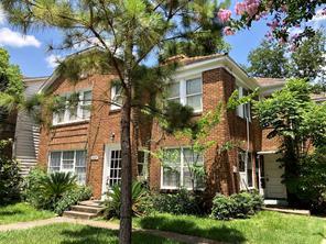 Houston Home at 2427 Hazard Street 4 Houston , TX , 77019-6771 For Sale