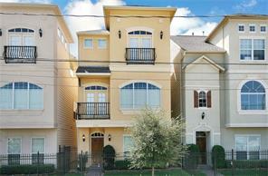 Houston Home at 1717 Spring Street Houston , TX , 77007-4054 For Sale