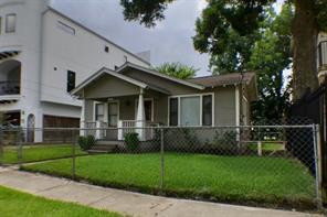 Houston Home at 6021 Maxie Street Houston , TX , 77007-3027 For Sale