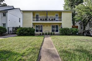 Houston Home at 1746 Banks Street Houston , TX , 77098-5402 For Sale