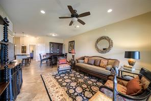Great area for a quiet family night or for entertaining.