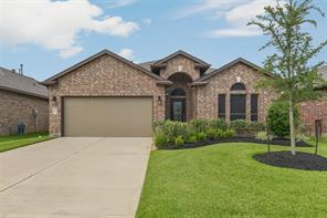 Houston Home at 25510 Farrier Drive Richmond , TX , 77406-1466 For Sale