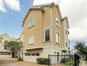 Houston Home at 2414 Ralph Street A Houston , TX , 77006-2454 For Sale