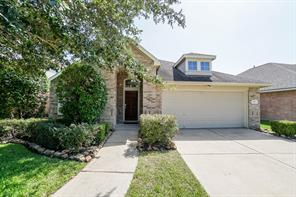 Houston Home at 7027 Cornflower Lane Katy , TX , 77494-4261 For Sale