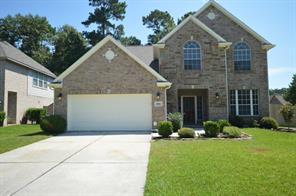 Houston Home at 3202 Fair Falls Drive Kingwood , TX , 77345-5473 For Sale