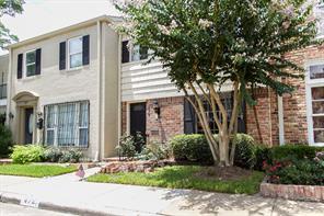 Houston Home at 679 Post Oak Lane Houston , TX , 77024-4606 For Sale