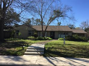 Houston Home at 3817 Linkview Drive Houston , TX , 77025-3517 For Sale