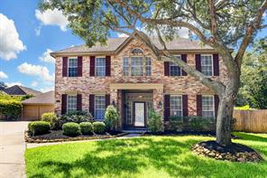 Houston Home at 1911 Stemply Court Houston , TX , 77094-3432 For Sale