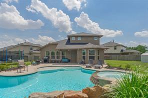 Houston Home at 16706 Savannah Park Drive Cypress , TX , 77429-5519 For Sale