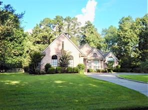 Houston Home at 14820 Oak Shores Drive Willis , TX , 77318-4419 For Sale