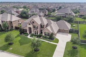 Houston Home at 17807 Lakeside Haven Drive Cypress , TX , 77433-3551 For Sale