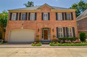 Houston Home at 7715 Hunters Court Drive Houston                           , TX                           , 77055-6869 For Sale