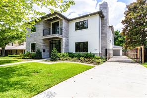 Houston Home at 4639 Waring Street Houston , TX , 77027-6217 For Sale