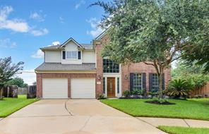 Houston Home at 16618 Cypress Marsh Court Cypress , TX , 77429-7231 For Sale