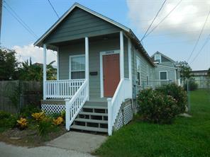 Houston Home at 3607 Winnie Street Rear Galveston , TX , 77550-1226 For Sale