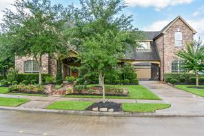 Houston Home at 18714 N Thomas Shore Drive Cypress , TX , 77433-2392 For Sale