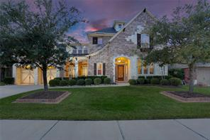 Houston Home at 9111 Amistad Lake Circle Cypress , TX , 77433-2660 For Sale