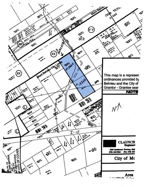 000 Proposed FM-1409 Extension, Mont Belvieu, TX 77523
