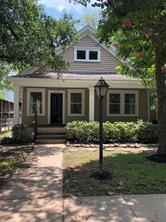 Houston Home at 1314 Allston Street Houston , TX , 77008-4206 For Sale