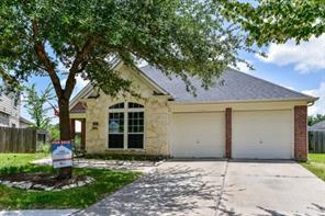 Houston Home at 4922 Grapevine Lake Court Richmond , TX , 77407-7885 For Sale